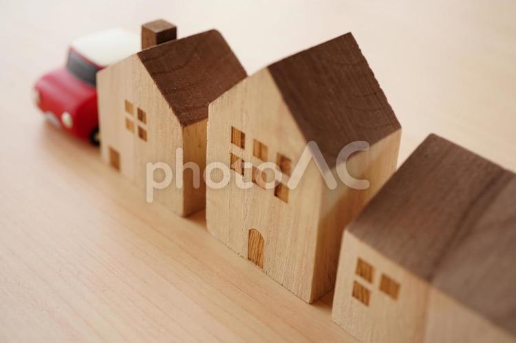 まち、住宅イメージの写真