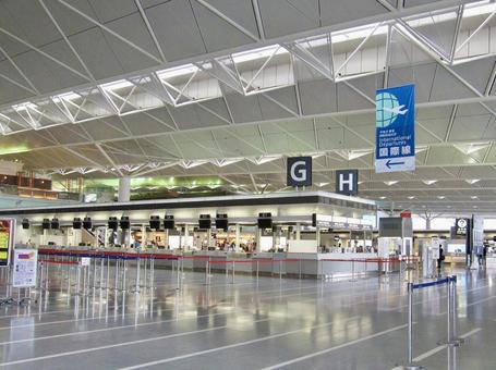Chubu Centrair International Airport Departure Lobby