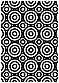 Texture of geometric pattern Swirl pattern 2
