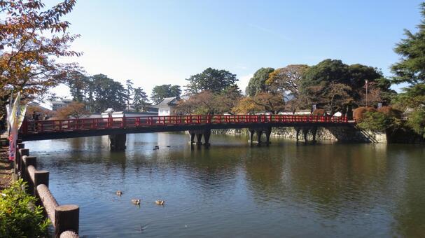 小田原城堡学习桥