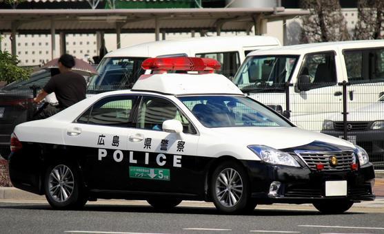 경찰차 (히로시마 현경)
