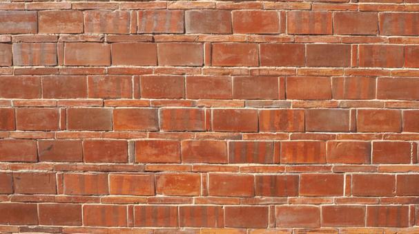 雅緻的紅磚2背景素材