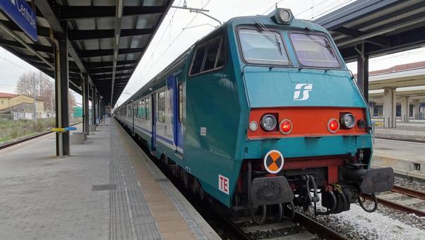 Trenitalia车辆