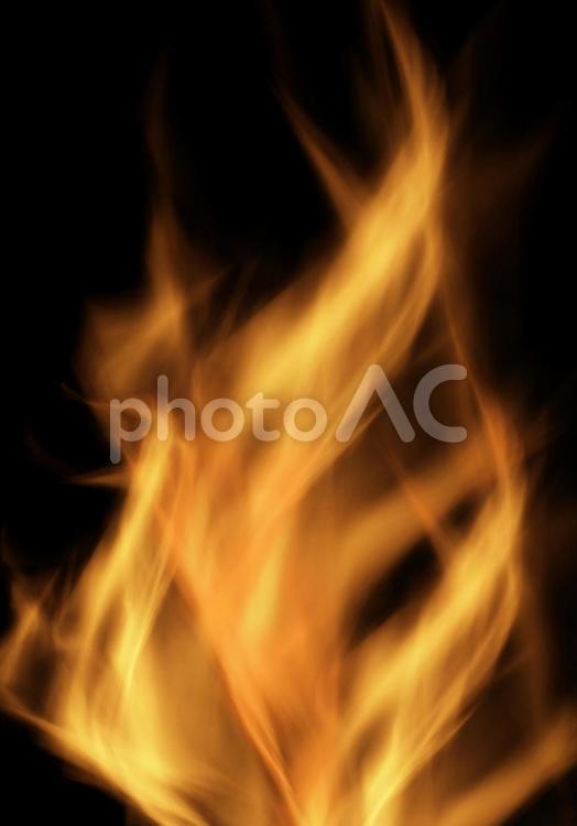 テクスチャ・炎08の写真