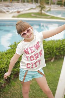 Foreigner girl 11