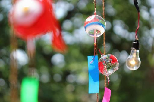 Festival wind chimes 1