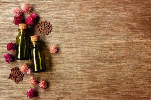 Aromatherapy frame
