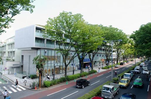 Tokyo Omotesando Hills