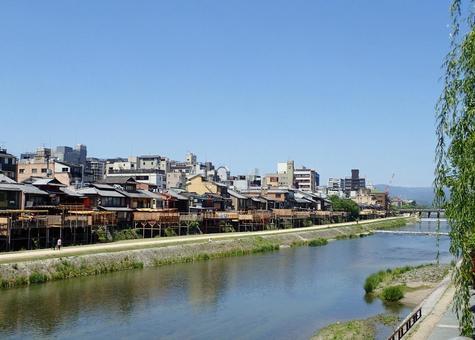 Kyoto · Kamogawa 7