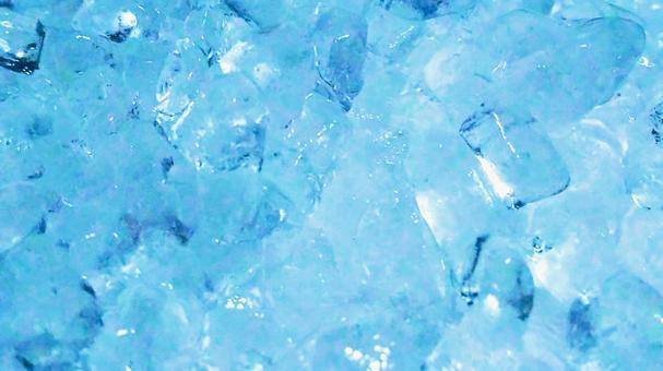 Ice 43 (bluish light blue)