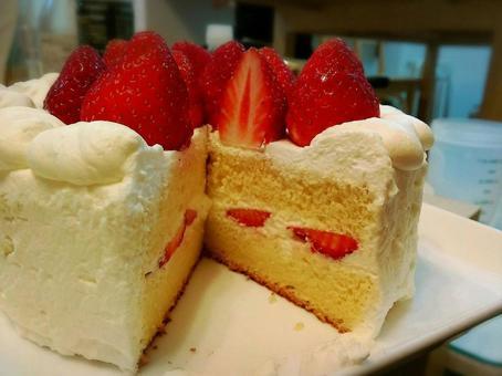 [Cake] Shortcake