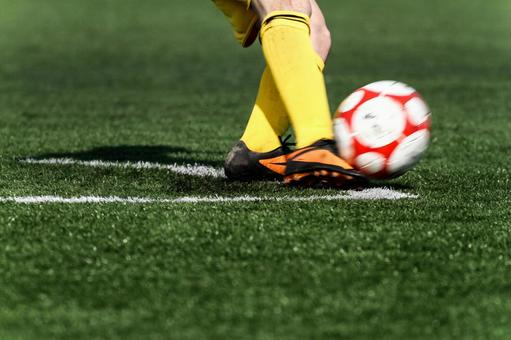 Soccer / Goal kick