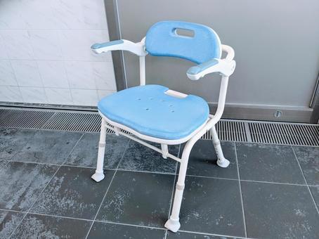 Movable armrest nursing chair
