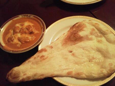 인도 카레 버터 치킨