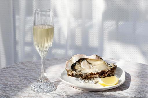 香槟和牡蛎2