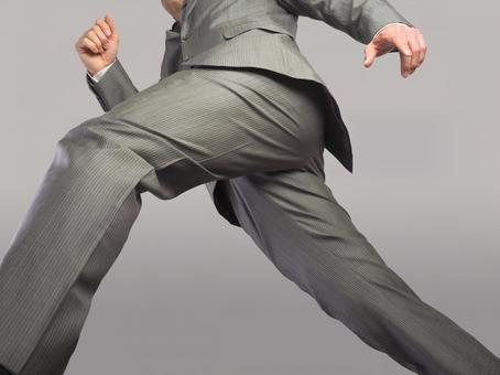 Businessman 【One step ahead 01】