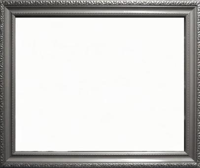 Gorgeous frame silver