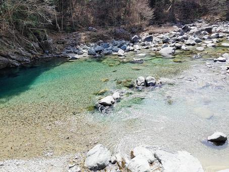 Tsukechi River