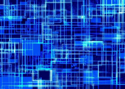 Background material cyber image