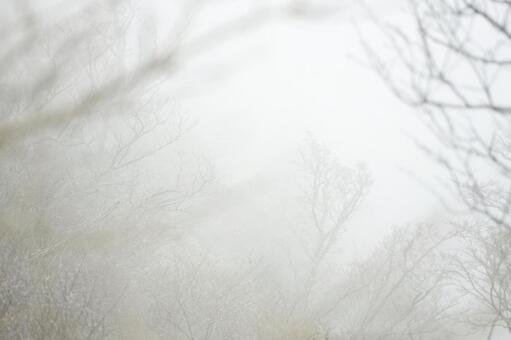 Nagasaki snow scene 3