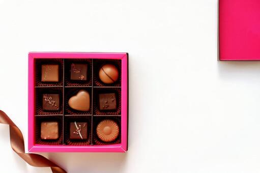 Valentine white day chocolate