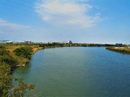 Shonai River-1