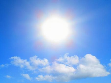 거대한 태양