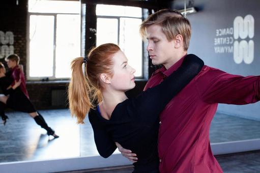 Dancing in a duet 10