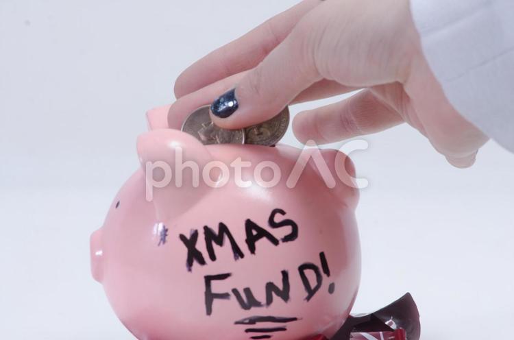 豚の貯金箱11の写真