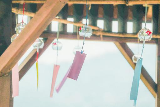 Image of summer wind chime ②