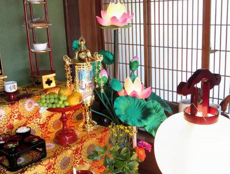 Buddhist fittings