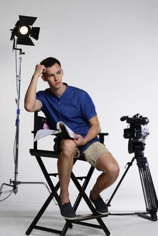 Studio shooting 12