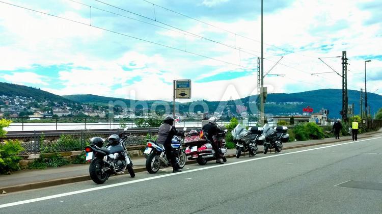 バイク ツーリング2の写真