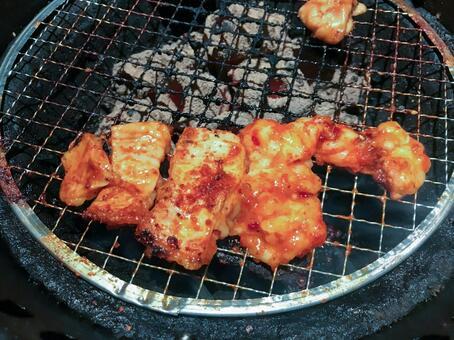 Spicy miso hormone