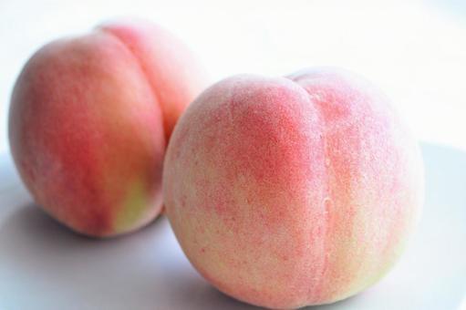 Peach, thigh, peach_fruit (fruit)