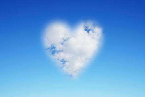 Sky / heart