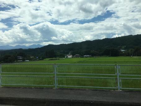 일본의 시골 풍경 01