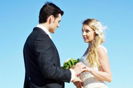 Foreign wedding 136