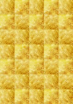 Gold leaf vertical