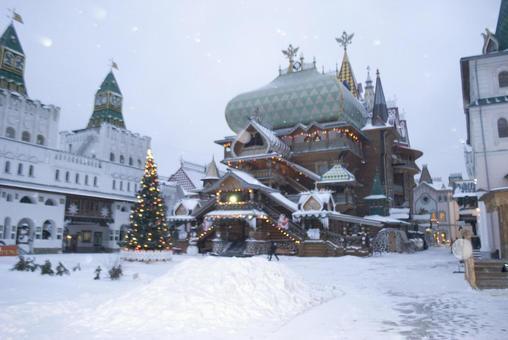 모스크바 이즈마이로보 공원
