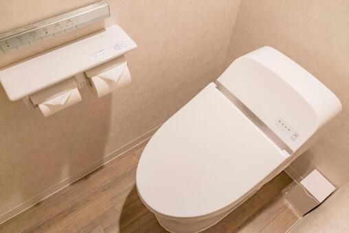 서양식 화장실 수세식 화장실