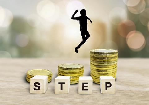 Money and step up