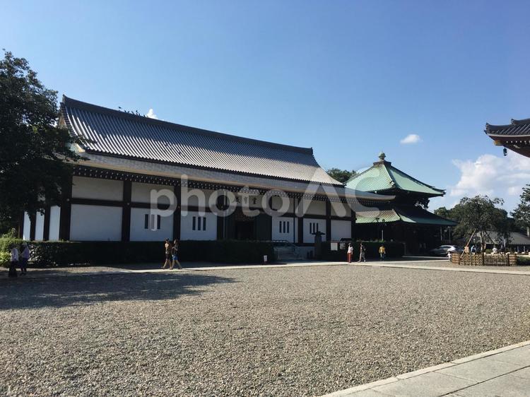 池上本願寺の写真