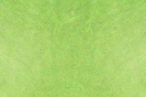 清洗纸质材料的纹理绿色