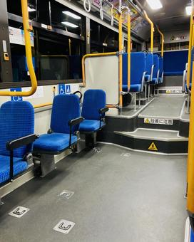 Inside an unmanned bus (3)