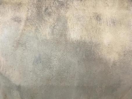 Concrete wall antique