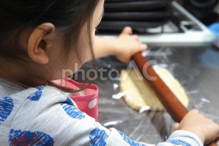 クッキー作り7の写真