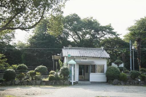 Kakogawa line station building 2