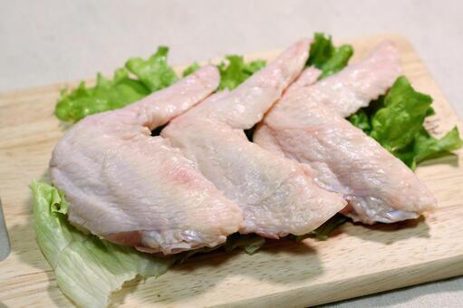 닭의 닭 날개
