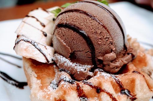 초콜릿 파르페